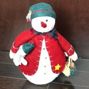Holiday decor Snow Woman